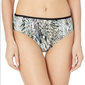Olive Leaf It To Me Bikini Bottoms